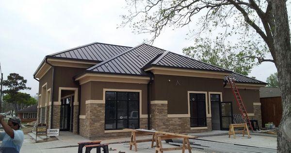 Commercial Metal Roof Looking Great Texas Elite Roofing