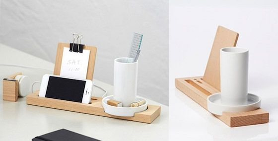 9 Cool Desk Organizers Keeping Your Desk In Order Desk Organization Desk Accessories Design