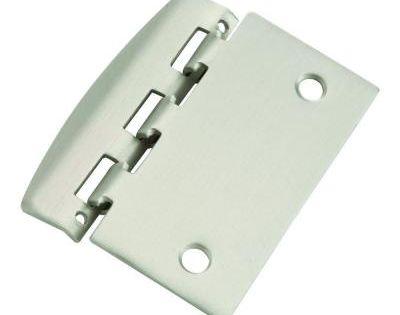 First Watch Security Satin Nickel Flip Door Lock 1840 Sn With