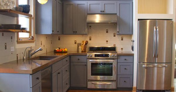 L Shaped Kitchen Design Ideas Pictures Remodel And Decor