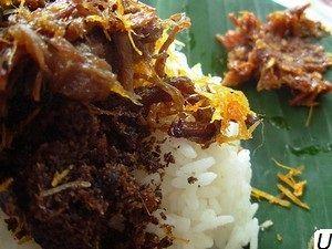 Resep Nasi Krawu Khas Gresik Resep Masakan Resep Masakan Indonesia Masakan