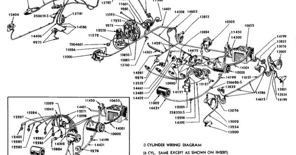wiring diagram for 1949 ford | wiring | pinterest | ford ford wiring schematic symbols 1941 ford wiring schematic #10