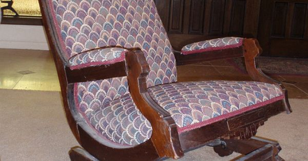 ... Platform rockers  Pinterest  See more ideas about Chairs, Victorian