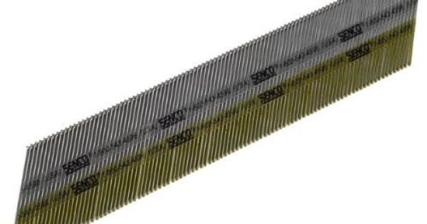 Senco Da23epbn 15 Gauge By 2 1 4 Inch Length Bright Basic Brad Nail 4 000 Per Box By Senco 43 84 Fr Air Conditioner Accessories Air Tools Home Improvement