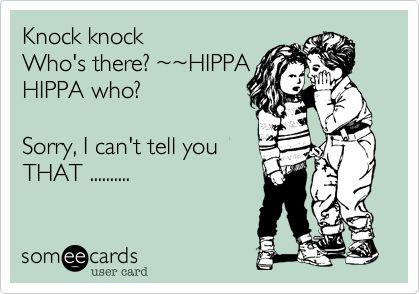 Medical field humor