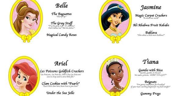 http://WhoLovesYou.ME | Do it yourself birthday party ideas Free PDF of Princess