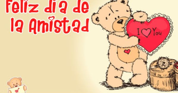 Tarjeta Para Imprimir Por El Dia De La Amistad 14 De Febrero Palabras Lindas De Amor Pensamientos De Amor Imagenes De Amistad