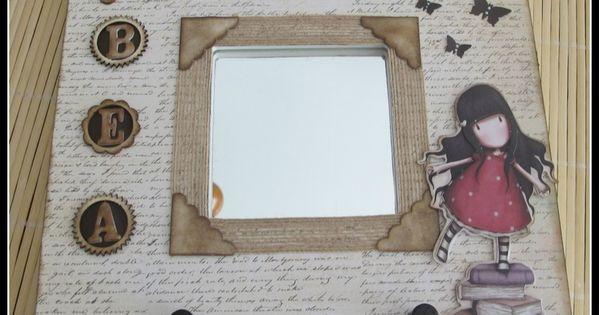 Decorar espejos b sicos con todo tipo de estilos for Todo espejos