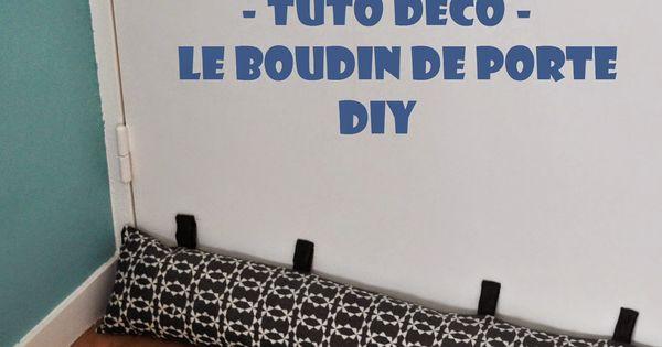 funky sunday halte aux courants d 39 air le boudin de porte diy couture diy d co maison. Black Bedroom Furniture Sets. Home Design Ideas