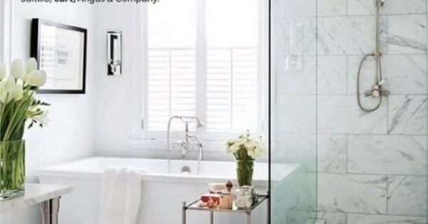 Ba o con cer micas de m rmol salles de bains pinterest for Marmol veteado sinonimo
