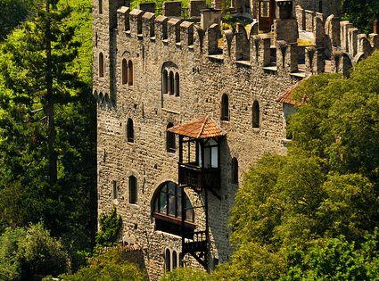 Fontana Castle in Italy.