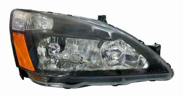 Depo 3171131pus2 Honda Accord Headlight Unit With Black Bezel Want To Know More Click On The Affiliate Link Amazon Com Car Hacks Honda Accord Car Lights