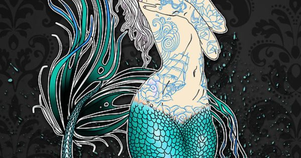 Miss Cherry Martini Tattooed Siren