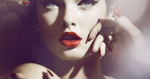 by Signe Vilstrup | pinup retro makeup