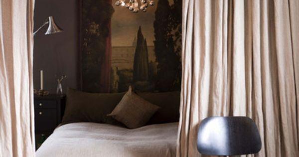 Dark BedRoom Bed Room bedroom design bedroom decor