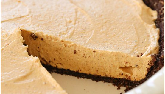 Pumpkin Spice No-Bake Cheesecake – Weight Watchers Recipes ...