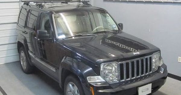 Jeep Liberty Thule Crossroad Square Bar Roof Rack 08 12 Roof Rack Jeep Liberty Jeep