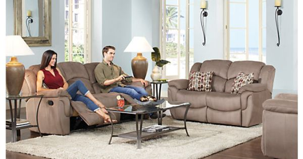 Shop for a spencer lakes 5 pc living room at rooms to go for Find living room furniture