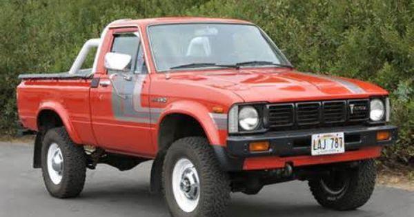 Classic Toyota 4x4 Toyota Trucks Toyota Hilux Trucks