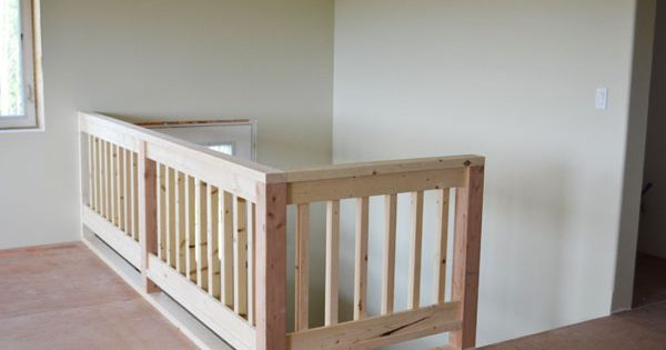 Best Ana White Build A Wood Handrail Plans Free And Easy 400 x 300