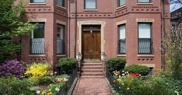 363 Marlborough St Apt 7 Boston Ma 02115 House Styles Building A House Mansions