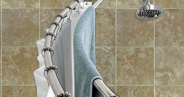 5 Clever Towel Storage Solutions With Images Shower Curtain
