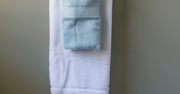 How To Hang Bathroom Towels Decoratively Bathroom Towels Towels And Bathroom Staging