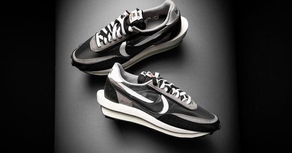Nike Ldwaffle Sacai Dark Grey Bv0073 001 2020 With Images