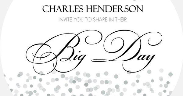 Bridal Invitations is adorable invitations design