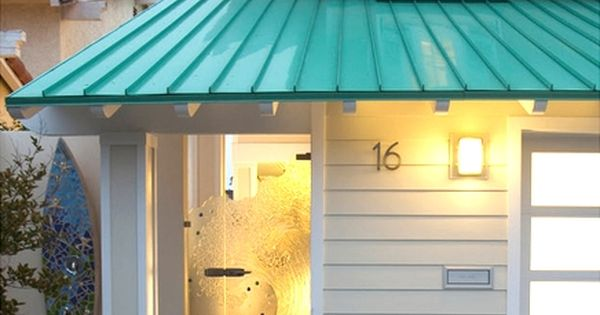 Best Turquoise Infused Coronado Beach Cottage The Roof 640 x 480