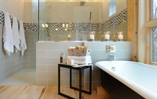 coole ideen badezimmer badewanne fliesen glas bad pinterest badewanne fliesen badewannen. Black Bedroom Furniture Sets. Home Design Ideas