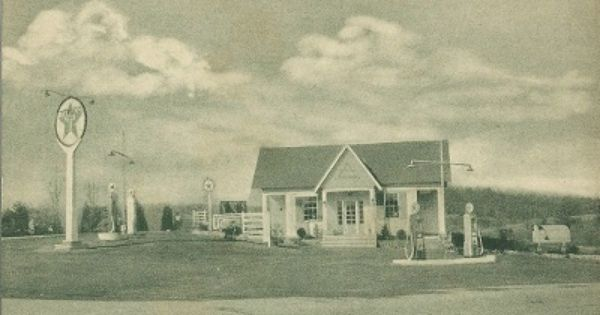Triangle Service Center Saylorsburg West End History