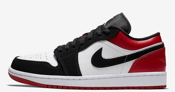 Air Jordan 1 Low Sb Black Toe 553558 116 Release Info With Images