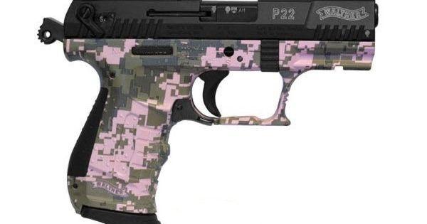 Walther P22 Pink Digi Camo - ♥