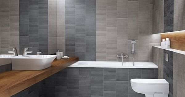 Vox Modern Graphite L Tile Panels 4 Pack Bathroom Shower Pvc Cladding Wet Wall Modern Bathroom Wall Decor Bathroom Cladding Bathroom Wall Cladding