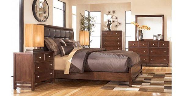 Bedroom Set 899 Homemakers Home Decor Pinterest Bedrooms Dresser Mirror And Queen Beds