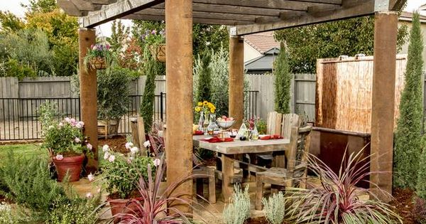 Are you ready for some backyard weather too? Browse these incredible yard