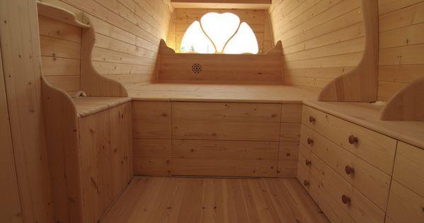 Il transforme son camion en une superbe habitation minimaliste plus d 39 id es le voir les Petite maison minimaliste