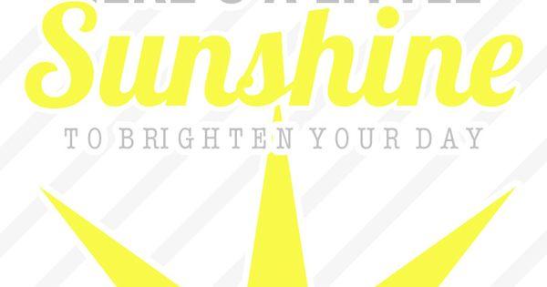 bucket of sunshine with printable gift tags