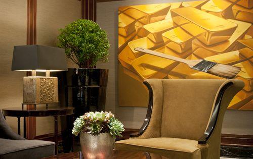 Executive office jakarta interior design by sammy for Office design jakarta