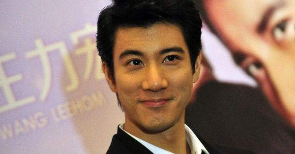 leehom wang married