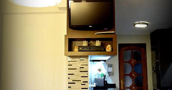 Cocina empotrada mueble enchapado tiradores met licos - Muebles de cocina metalicos ...