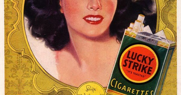 lupe velez lucky strike advertisement now a word from our sponsors pinterest. Black Bedroom Furniture Sets. Home Design Ideas