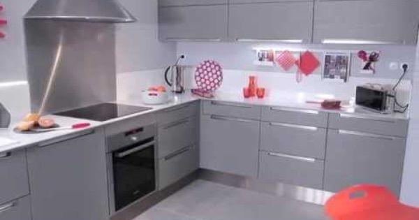 1280 720 cuisine pinterest recherche for Ilots centraux cuisine
