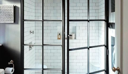 The World's Most Beautiful Shower Enclosures...If I had a bigger shower I