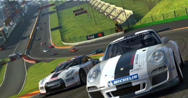 Real Racing 3 Android Mod Unlimited Money Real Racing Racing