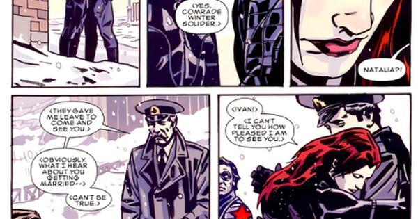 black widow comic strip - photo #16