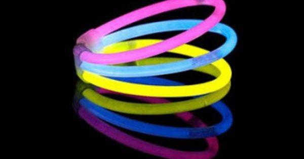 Donde Comprar Pulseras Fluorescentes Para Fiestas A Buen Precio
