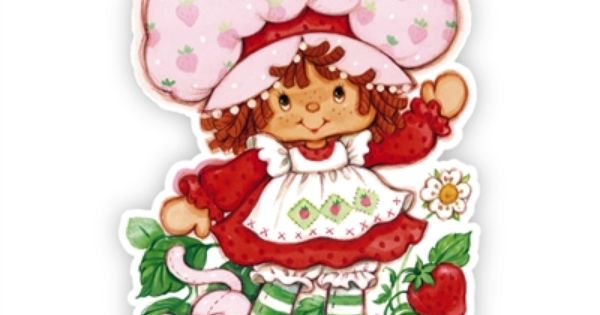 ... Strawberry Shortcake Classic | Pinterest | Graphics, Strawberry