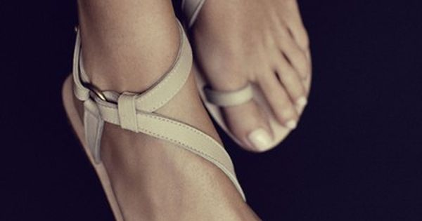 Rabens Saloner Sandals...I just realized I need a toe ring!